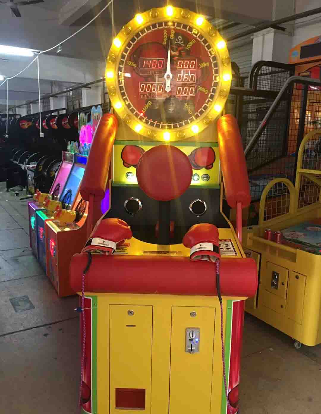 Fire Boxer Boxing machine