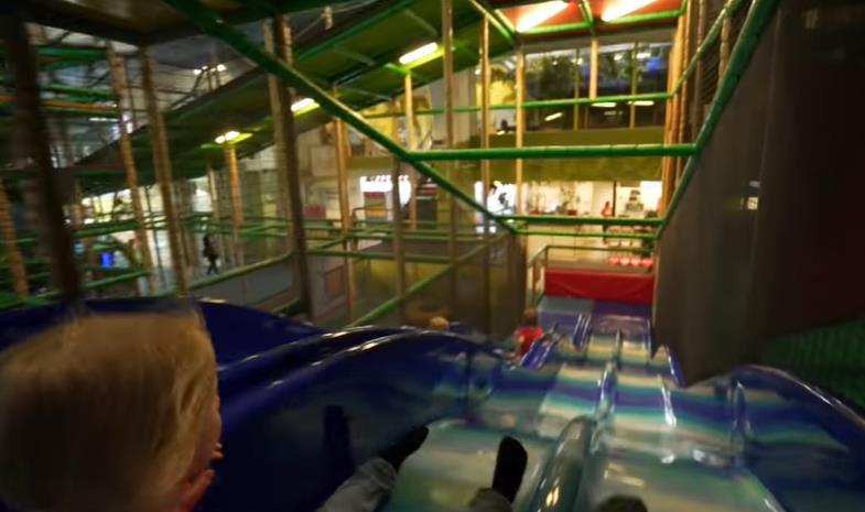 profit model of indoor playground
